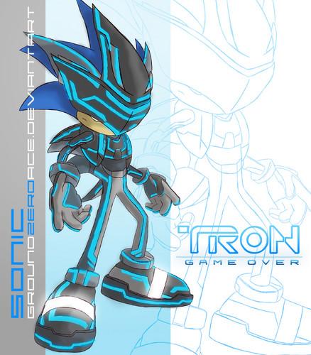 Tron Sonic