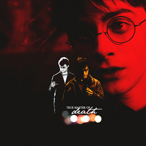 Harry James Potter wallpaper titled True Master of Death
