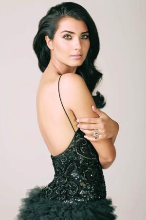 Turkish Actors and Actresses wallpaper probably containing attractiveness and a cocktail dress entitled Tuba Buyukustun