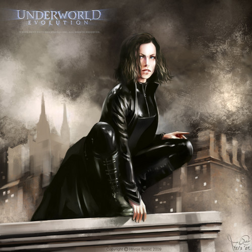 Underworld fond d'écran probably with a hip boot titled Underworld Fanart