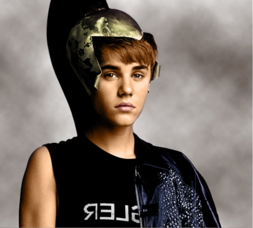 V magazine photoshoot - justin-bieber Photo