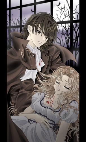 Vampire Fanart