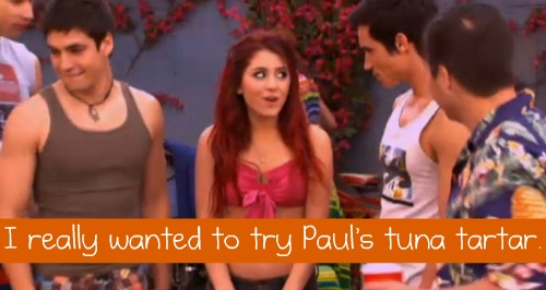 Victorious wallpaper titled Victorious Confessions