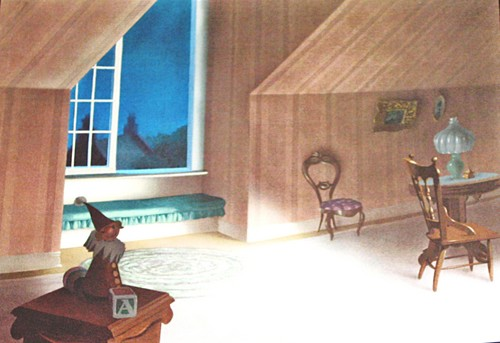 Walt Disney Backgrounds - Peter Pan