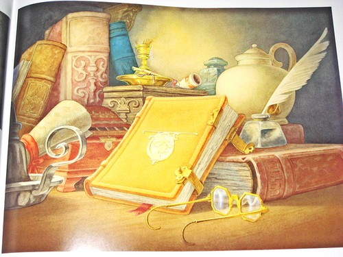 Walt Disney Backgrounds - Pinocchio
