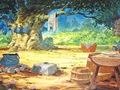 Walt Disney Backgrounds - Robin Hood