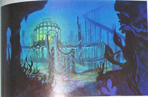 Walt Дисней Backgrounds - The Little Mermaid