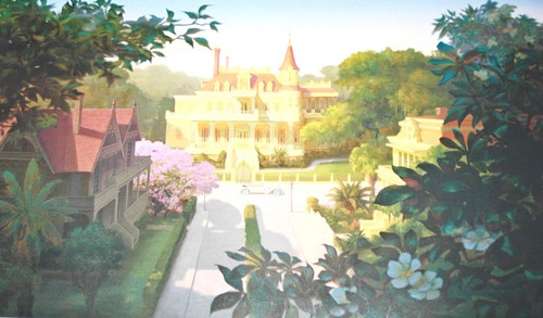 Walt ディズニー Backgrounds - The Princess and the Frog
