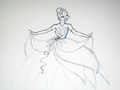Walt Disney Sketches - Princess Tiana