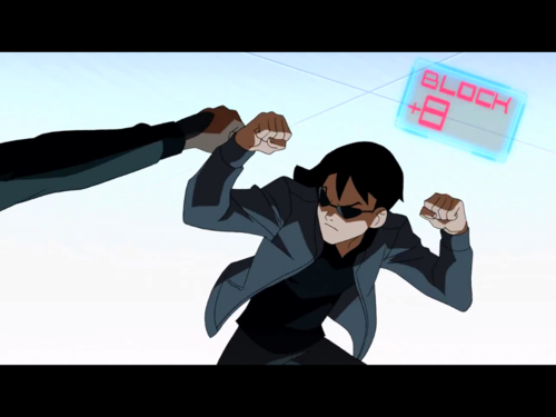 Young Justice Cool Stills