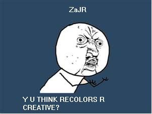 ZaJR Y U