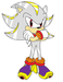 ash the hedgehog - sonic-fan-characters-recolors-are-allowed icon