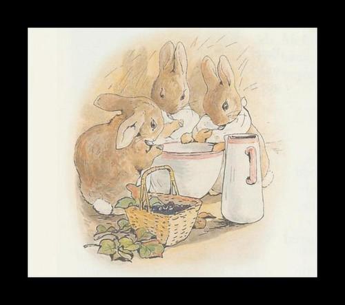 benjamin bunny peter rabbit