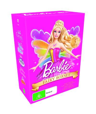 box set fairy