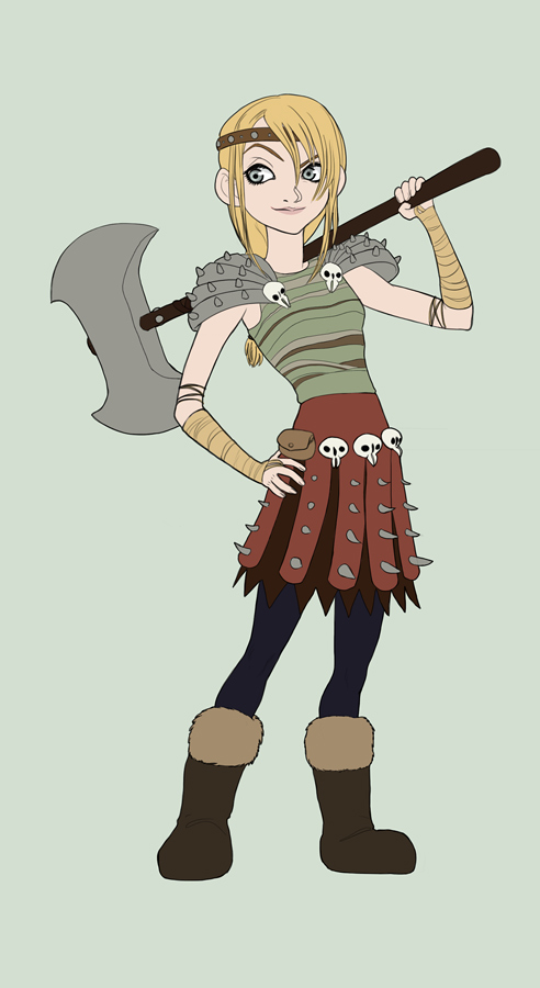 how to train your dragon astrid hot auto design tech