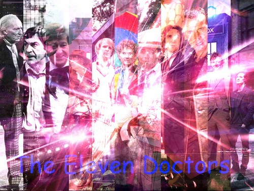 Doctor Who wallpaper titled companions