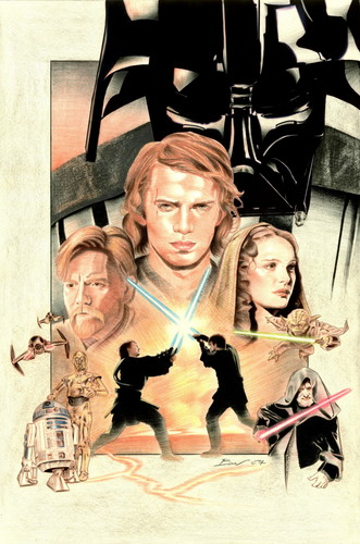 प्रशंसक art poster