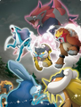 legendaries - legendary-pokemon photo