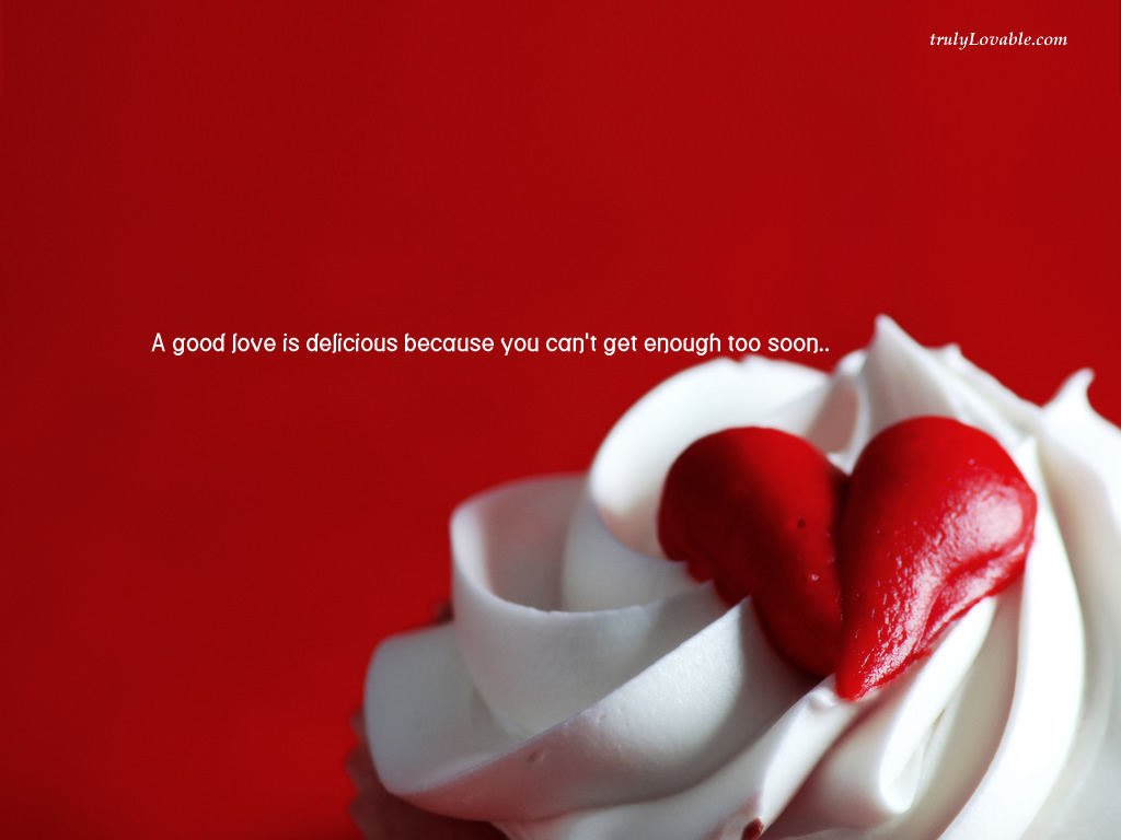 Love Wallpaper Of 2015 : love is delicious - Romantic Wallpaper (28180226) - Fanpop