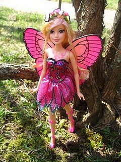 mariposa doll - barbie Photo