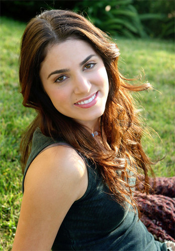 Nikki Reed wallpaper containing a portrait titled nikki reed