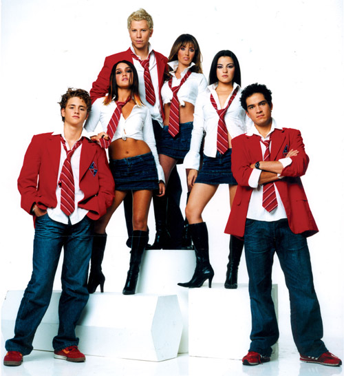 rebelde - Rebelde Photo (28117603) - Fanpop