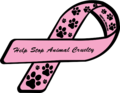 stop animal cruelty - awareness-ribbons photo