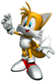 tails 3d - miles-tails-prower photo