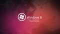 windows 8 red - windows-8 wallpaper