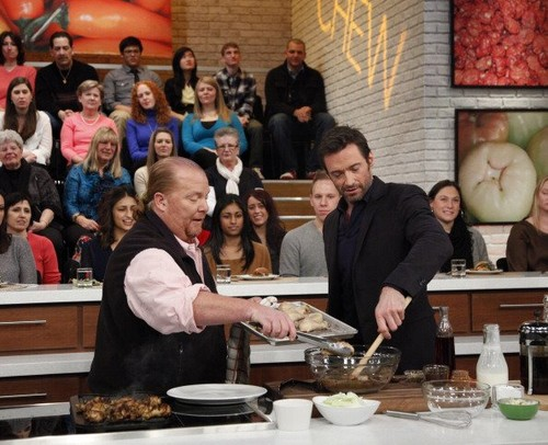 HUGH JACKMAN-THE CHEW.