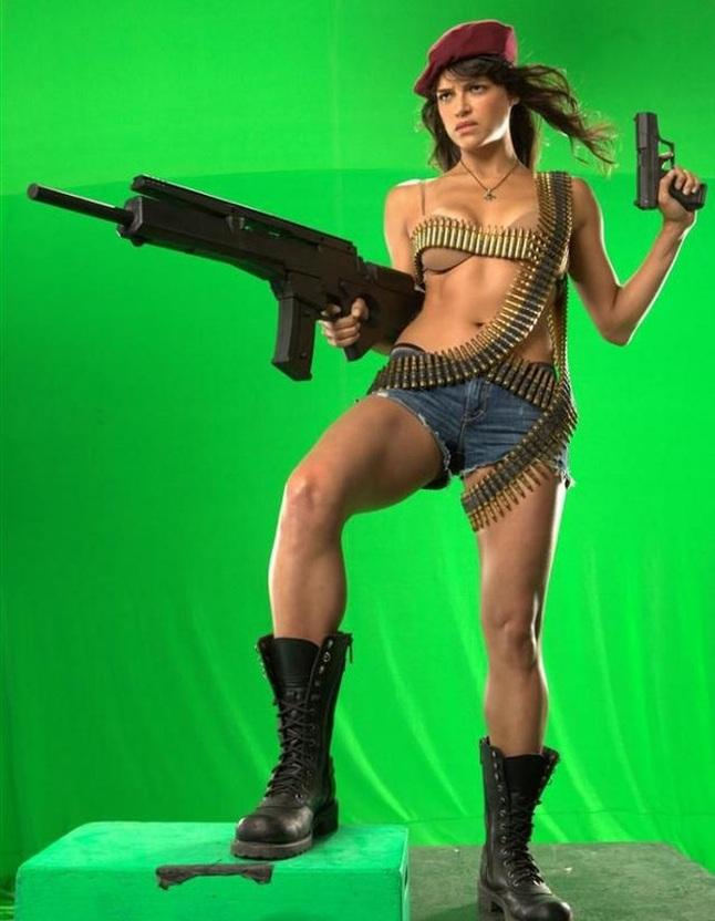'Machete' Production foto