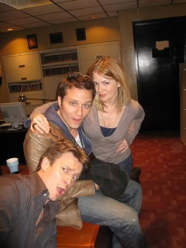 ☆ Nathan, Seamus & Juliana ☆