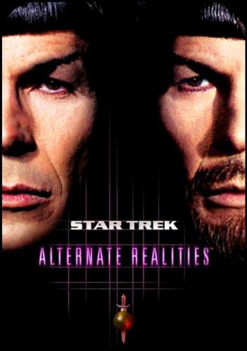 Du hành giữa các vì sao hình nền possibly containing a portrait called «Spock» [ «Mirror Reality - ISS Enterprise НCC -1701 -1701 - A» ]