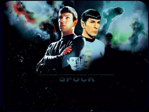«Spock» [ «Officer Science - First Officer» ]