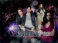 television - ☆ The Vampire Diaries ☆  wallpaper