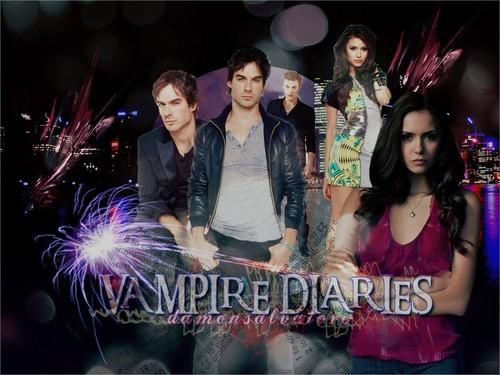 ☆ The Vampire Diaries ☆