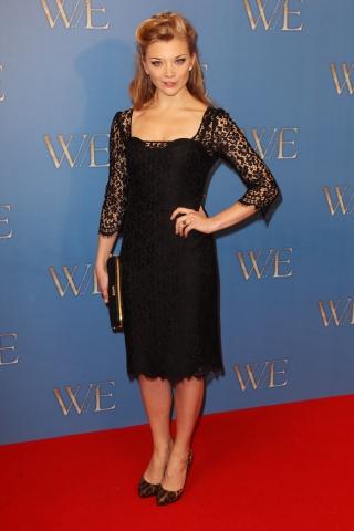 """""""W.E"""" Лондон Premiere"""