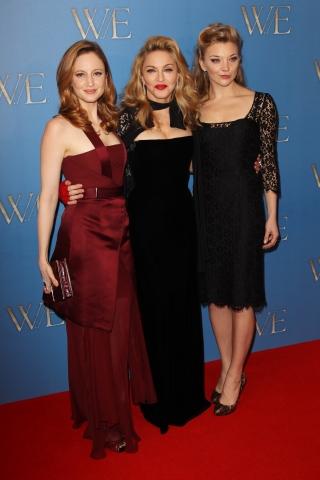 """""""W.E"""" Luân Đôn Premiere"""
