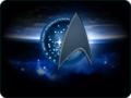  3   [ The Logo of the 3rd Starfleet ] - star-trek wallpaper