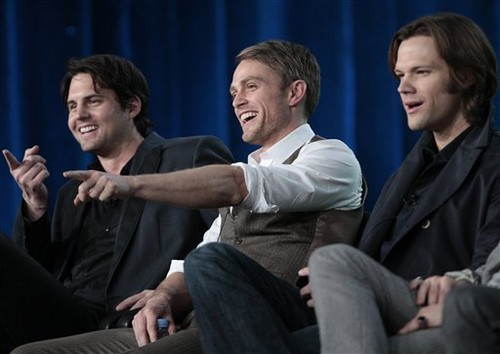 2012 Winter TCA Tour - jared-padalecki Photo