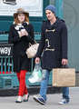 A&E - Kissing  - andrew-garfield-and-emma-stone photo