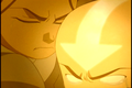 Aang &amp; Katara - avatar-the-last-airbender screencap