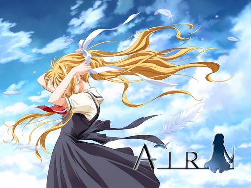 Air پیپر وال