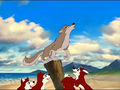 Aleu with brothers/sisters - aleu screencap