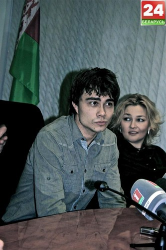 Alex in Minsk! 05/01/2012