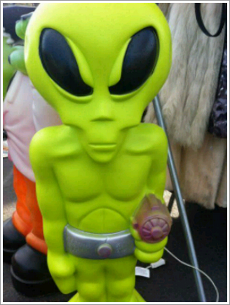 Alien found por Bill