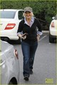 Amy Poehler & Abel Smile After Shopping - amy-poehler photo