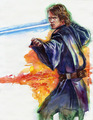 Anakin stance - the-anakin-skywalker-fangirl-fanclub fan art