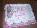 Arialis Birthday Cake - Republic of Panama - birthdays photo