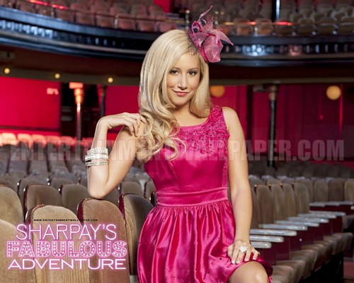 Ashley Tisdale in Sharpay's Fabulous Adventure